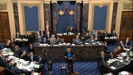 El 'impeachment' contra Trump ya tiene sus reglas aprobadas por el Senado