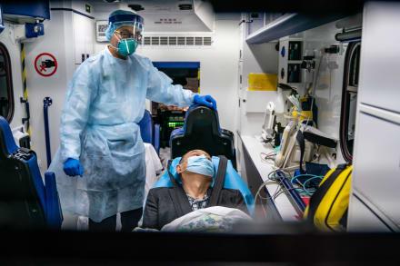 Confirman primer caso de coronavirus en California en alguien que no viajó recientemente
