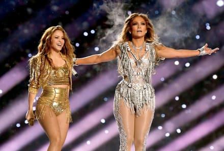Super Bowl halftime show: JLo y Shakira hacen historia poniendo sabor latino (FOTOS)