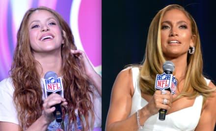 JLo y Shakira 'pagan caro' su sensualidad  en el Super Bowl con padres de familia en EE.UU. (FOTOS)