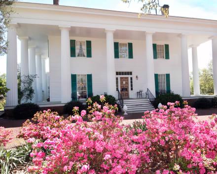 Trío de mansiones-museos reviven el complejo pasado de Roswell, en Georgia