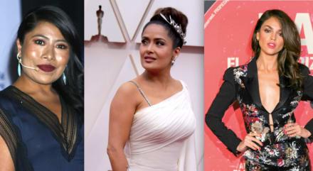 LA CHACHA (11 de febrero): Yalitza Aparicio, Salma Hayek, Eiza González y la Chupitos como 'tamales' en los Oscars (FOTOS)