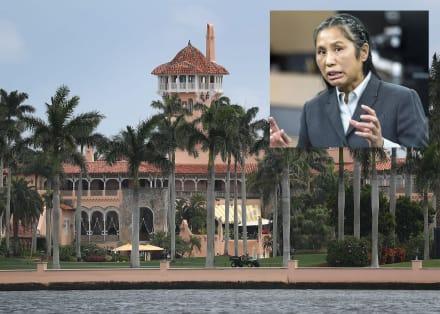 Jurado declara no culpable a mujer china que entró al club de Trump en Florida