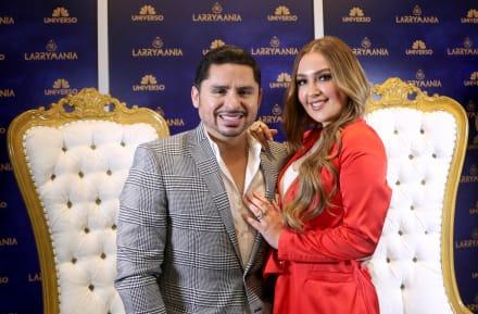 Larry Hernández y su esposa Kenia Ontiveros quedan en ridículo por sus uñas y lo que hicieron en una imagen (FOTO)
