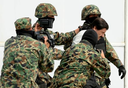 Se filtran imágenes inéditas del Chapo Guzmán en la cárcel (FOTOS)