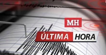 Reportan fuerte sismo en Costa Rica de magnitud 5.4 y se mantienen alertas