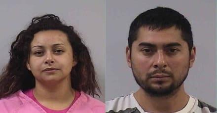 Arrestan a hispana infiel en la frontera tras ayudar a huir a su esposo criminal