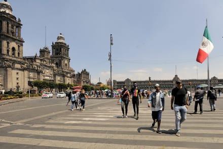 Reportan primer muerto en México por el coronavirus