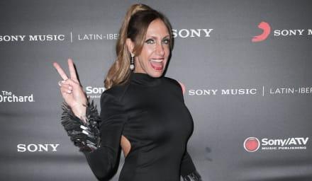 Critican a Lili Estefan por organizar 'fiesta' en pleno encierro por coronavirus