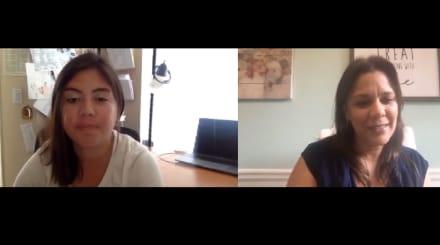 Mujeres latinas: Cómo trabajar y educar en casa sin perder la cordura durante el aislamiento social