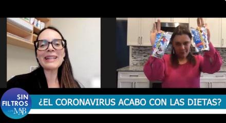¡Temor a engordar!: Consejos para no aumentar 10 libras por el coronavirus en aislamiento