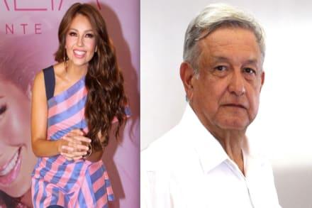 Tras destrozarlo con críticas, ahora AMLO responde a Thalía por coronavirus y ella arremete de forma inesperada (VIDEO)