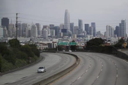 California: Advierten de suspensión de licencias a quienes manejen a exceso de velocidad por desolación en las calles