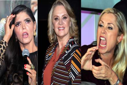 La Chacha (1 de Abril) Lety Calderón, Érika Buenfil y Ana Bárbara están enloqueciendo con sus hijos en la cuarentena (VIDEOS)