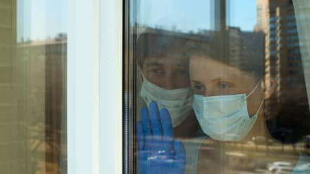 Coronavirus infidelidad: Se enteró de lo peor en el momento más trágico