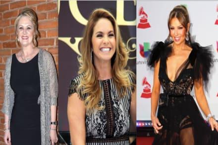 La Chacha (3 de Abril) Thalía, Lucero, Érika Buenfil y esposa del Buki cambian el maquillaje por la escoba y se ponen de 'chachas' (VIDEOS)