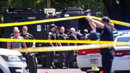 Tiroteo en Carolina del Sur deja dos muertos y varios heridos