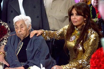 Thalía se encuentra de luto por inesperada y dolorosa muerte por el coronavirus (FOTOS Y VIDEOS)