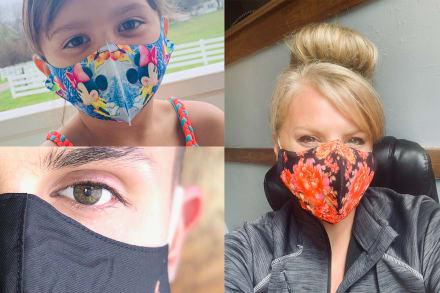 """Compañía """"Mi Padrino"""" dona equipos de protección personal contra el coronavirus en Michigan"""