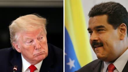 Trump abierto a reunirse con Nicolás Maduro