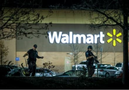 California: Un hispano fue la víctima que murió en tiroteo en un Walmart