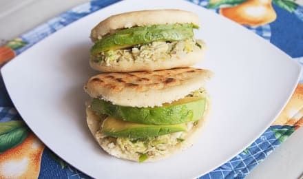 Arepa Reina Pepiada: así se cocina este delicioso plato venezolano