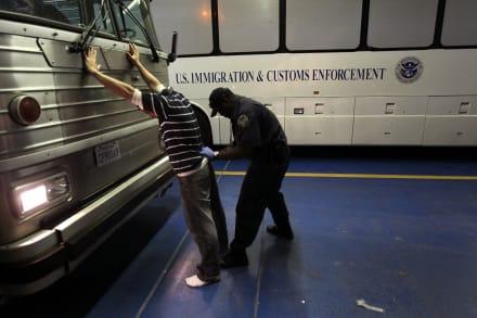 Confirman redada de ICE en Nueva York, arrestan a criminales (FOTO)