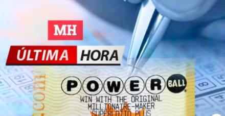 Powerball publica números ganadores de su sorteo; podrías ser el nuevo millonario (VIDEOS)