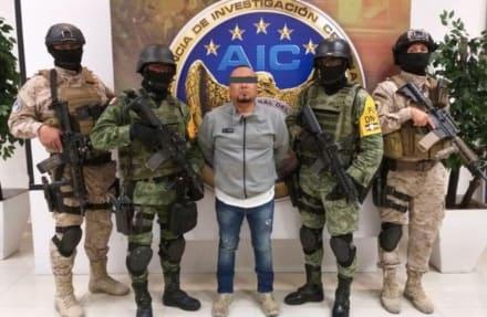 """Detienen en México a """"El Marro"""", líder del cártel Santa Rosa de Lima (FOTOS)"""
