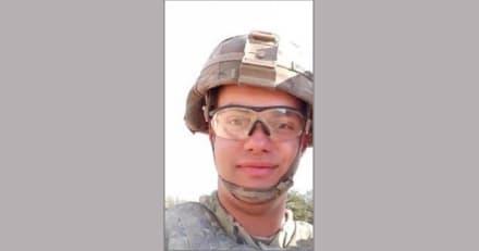 Francisco Gilberto Hernándezvargas: Muere otro soldado de Fort Hodd en lago cercano