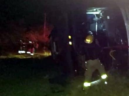 Accidente de autobús en carretera de México deja saldo de 13 muertos y 24 heridos (VIDEOS Y FOTO)