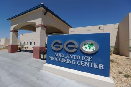 "Alertan que ICE ""baña"" con potente químico a inmigrantes cada 30 minutos contra coronavirus"