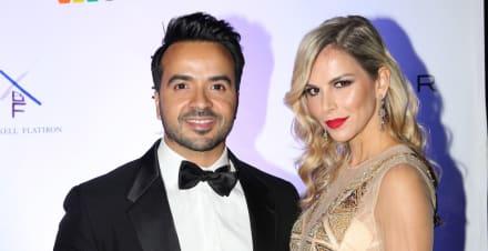 Aparece foto topless de Águeda López, esposa de Luis Fonsi (FOTO)