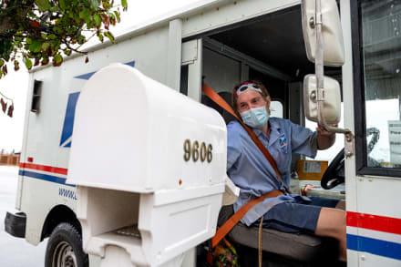 USPS advierte a 46 estados de demoras en el voto por correo