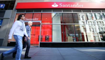 Nueva York: Alertan sobre fraude en cajeros del Banco Santander