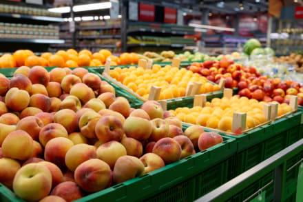 Brote de salmonela vinculado a duraznos se extiende a 12 estados