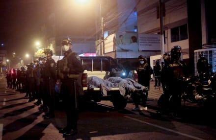 Perú: 40% de vecinos de discoteca donde ocurrió avalancha está contagiado de coronavirus