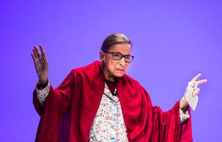 Muere a los 87 años la jueza de la Corte Suprema Ruth Bader Ginsburg