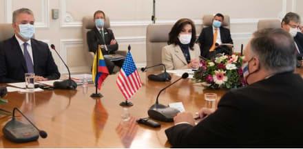 EE.UU. anuncia ayuda adicional de $348 millones para atender crisis venezolana