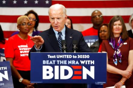 No se apresuren con el reemplazo de Ginsburg, pide Biden a senadores republicanos