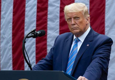 Trump anuncia 150 millones de pruebas rápidas de coronavirus