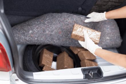 Florida: Detienen a Hispano que llevaba en su auto fentanilo capaz de matar a 40,000 personas