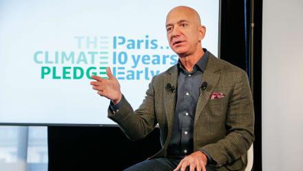 ¿Tiene mal gusto? Critican a la novia latina del multimillonario Jeff Bezos porque se ve muy operada (FOTOS)