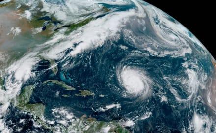 """Florida: Tras un """"descanso"""" de 10 días se reactiva temporada ciclónica"""