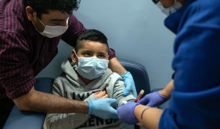 Nueva York registra más de 4,200 niños huérfanos a causa del coronavirus