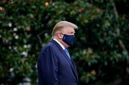 ÚLTIMA HORA: Trump sale del hospital tras 3 días internado (FOTOS Y VIDEO)