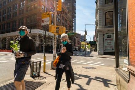Nueva York: Anuncian cierre de escuelas y negocios no esenciales
