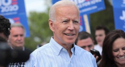 Candidato demócrata Joe Biden da otra vez negativo por coronavirus