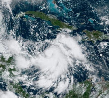 Se forma la tormenta tropical Delta y amenaza Cuba y costas de EE.UU.