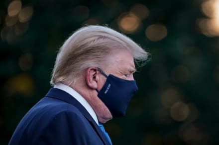 """Aseguran que Trump """"no está fuera de peligro"""" aunque salga del hospital"""